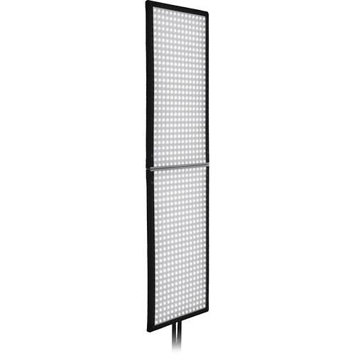 1x4 150W RGBW+T Folding LED Light Panel