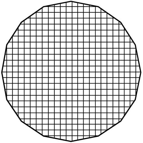 ILEDGear Grid for Parabolic Softbox