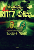 VIP Seating - Rittz - Dizzy Wright @ The WC Social Club - 2019-12-05
