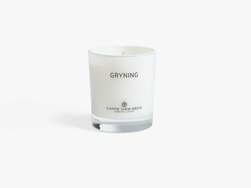 Gryning Scented Candle White