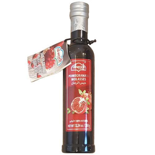 Al Wadi Pomegranate Molasses 100% All Natural 12.34 oz