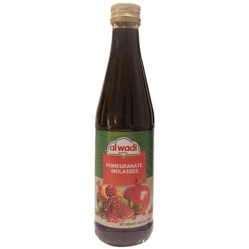 Al Wadi Pomegranate Molasses 14.47 Oz دبس الرمان