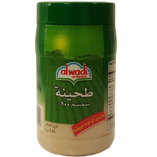 Al Wadi Tahini 16 oz