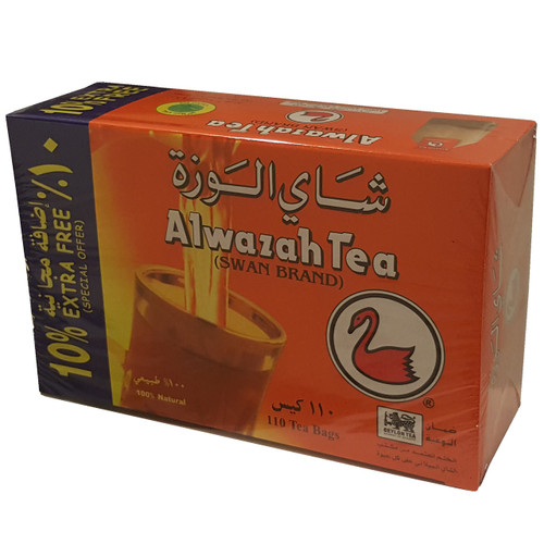 Al Wazah Tea 110 Bags 7.77 oz