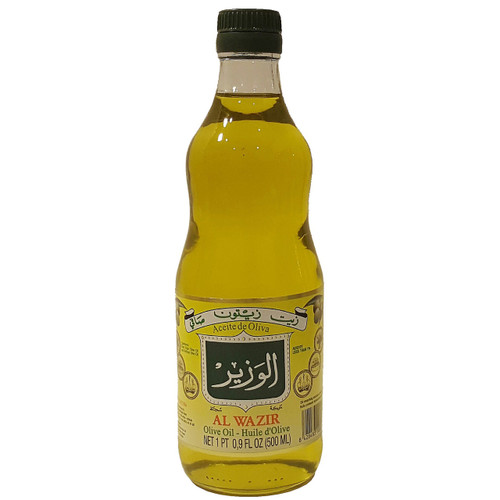 Al Wazir Pure Olive Oil 500 ml
