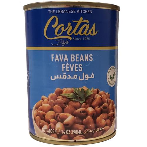 Cortas Fava Beans 14 Oz