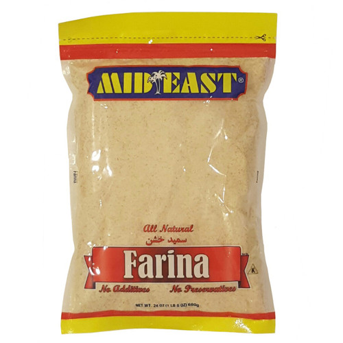 Mid East Farina 24 oz