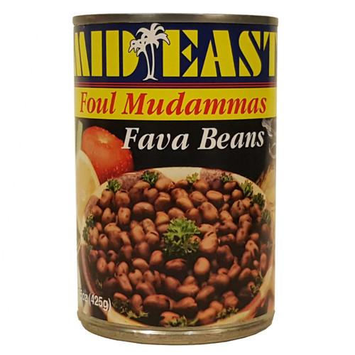 Mid East Fava Beans 15 oz