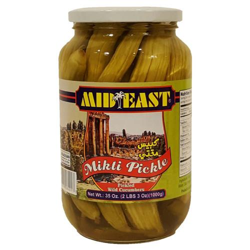 Mid East Mikti Pickle 32 oz مخلل مقتي
