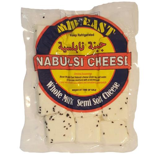 Mid East Nabulsi Cheese 1lb