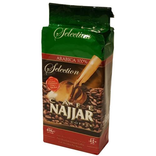 Najjar Coffee With Cardamom 450 gr