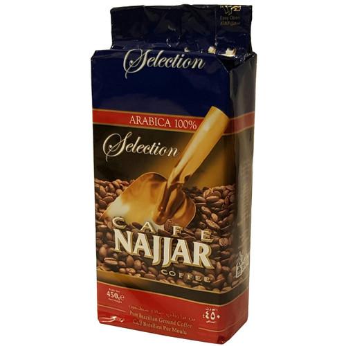 Najjar Coffee Without Cardamom 450 gr