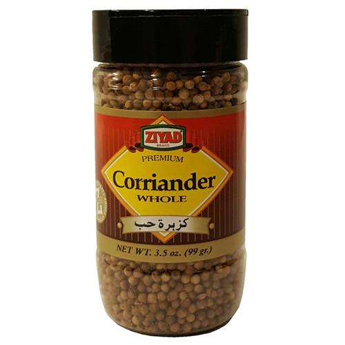 Ziyad Coriander Seeds 3.5 oz