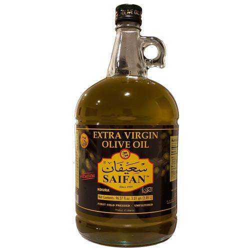 Saifan Extra Virgin Olive Oil 97oz زيت زيتون بكر ممتاز