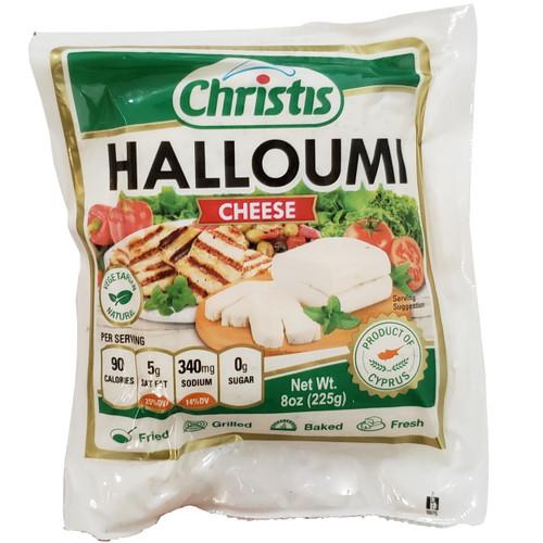 Christis Halloumi Cheese (Approximately 8oz)