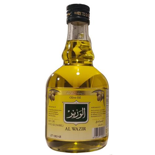 Al Wazir Olive Oil 0.9 Fl Oz (500ml) زيت زيتون الوزير
