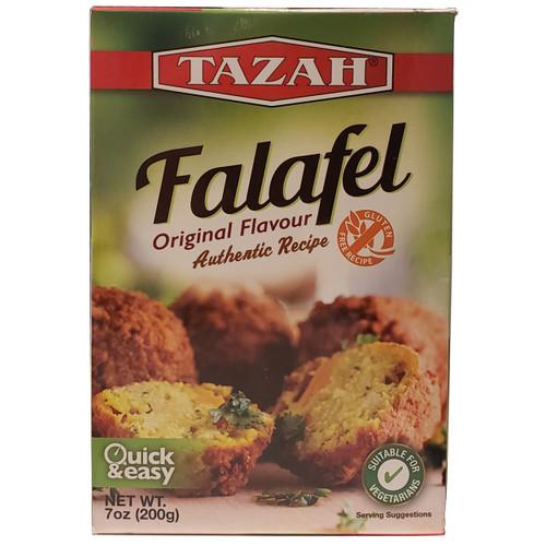 Tazah Original Flavor Falafel Mix 7 oz
