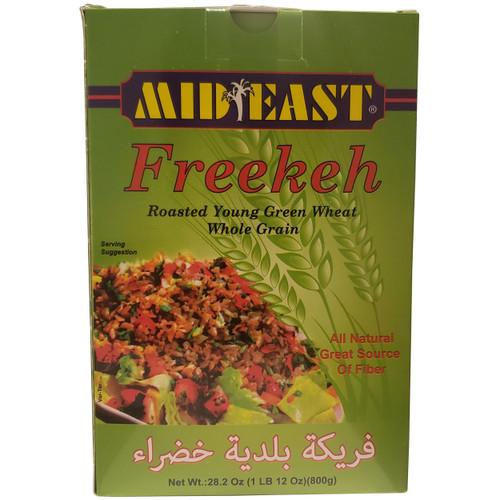 Mid East Freekeh 800 g  فريكة  بلدية خضراء