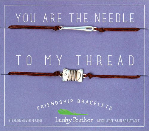 You are the Needle