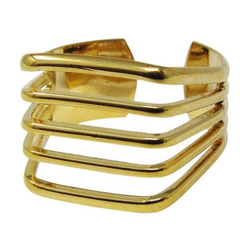 OT29 Gold Line Ring