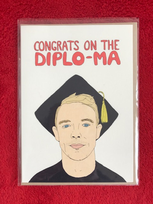 Diplo-ma Card