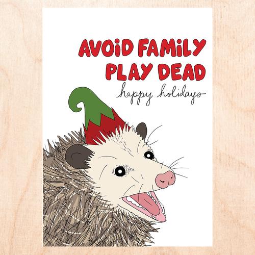 Avoid Family Play Dead