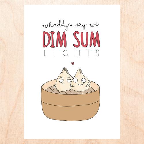 Dim Sum Lights