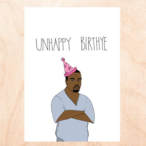 Unhappy Birthye