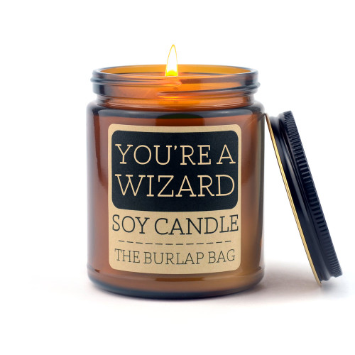 You're a Wizard 4oz candle