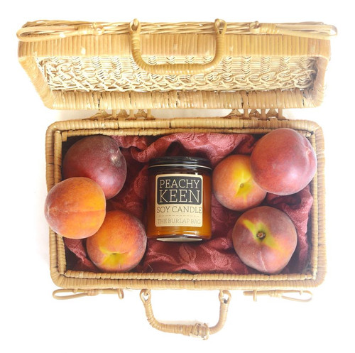 Peachy Keen 9oz Candle