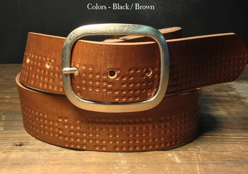 Black Dot Belt EMBSDBK