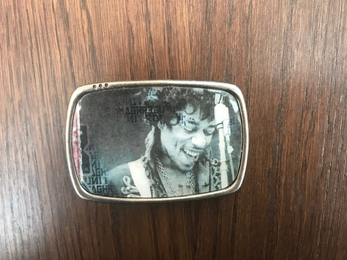 Hendrix Smiles  Buckle-554