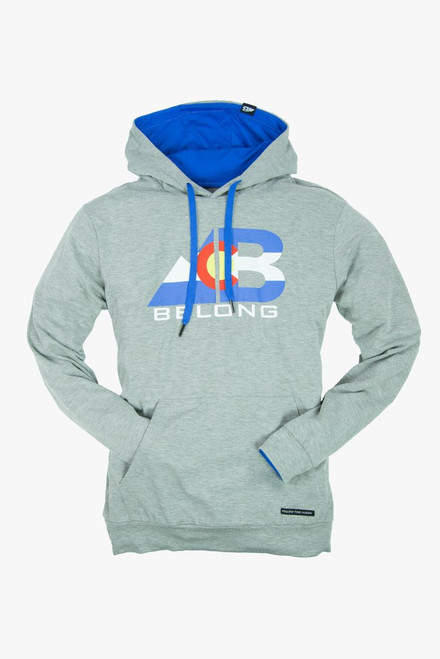 Belong Colorado Hoodie- Unisex