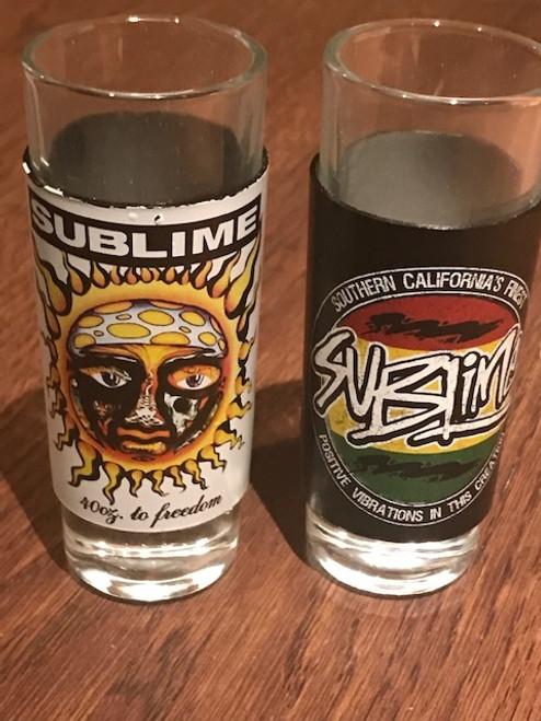Sublime- Shot Glasses