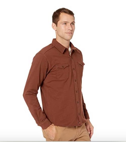 Knit Workman Shirt