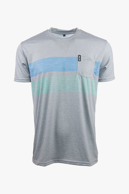 Between the Lines Pocket Tee