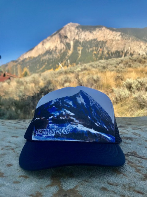 Mount Crested Butte Trucker