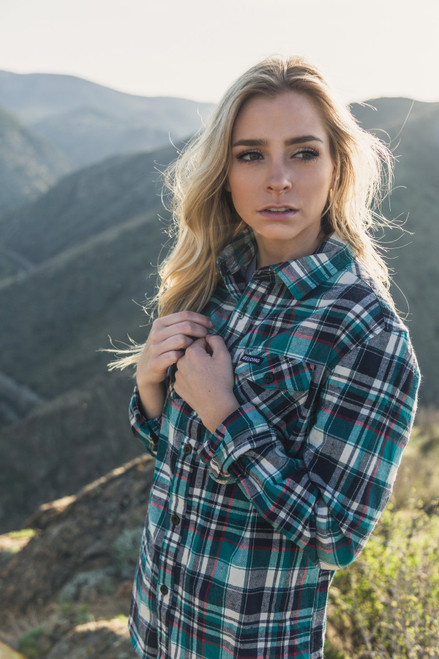 Women's Winterfrost Flannel  - Size Large