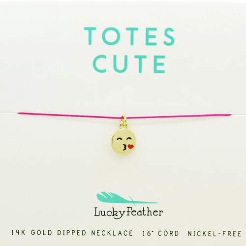 Totes Cute Necklace