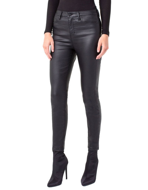 Abby Highwaist Ankle Skinny