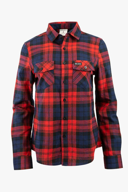 Women's Lumber Jane Flannel