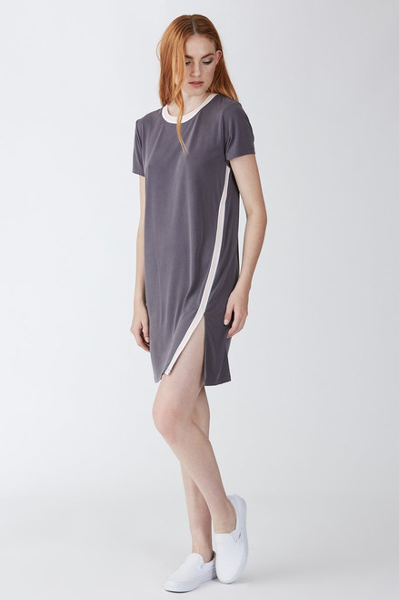 Nicole Athletic Rib Dress