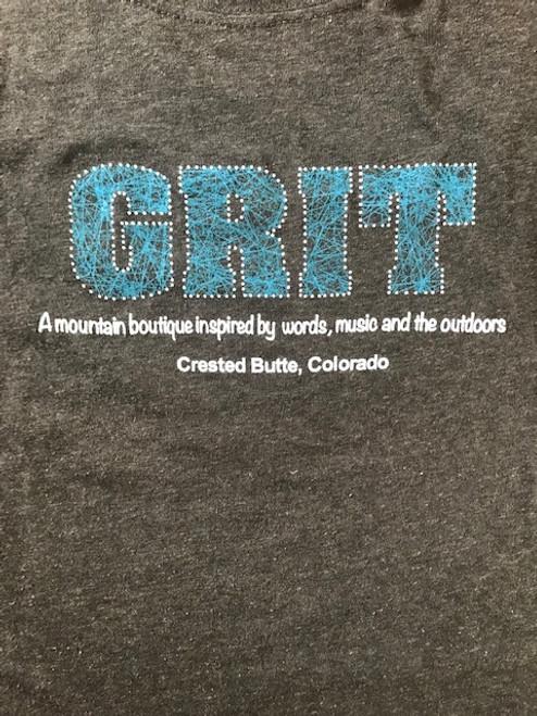GRIT Women Logo Tee