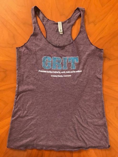 Grit Women  Logo Tank