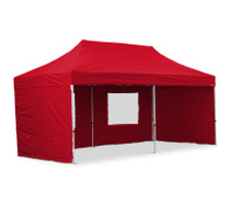 S30 3m x 6m Steel Pop Up Gazebo