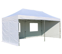 S40 3x6 Premium Heavy Duty Gazebo