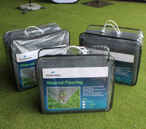 Weavetex breathable flooring