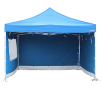4m x 4m S50 commercial pop up gazebos