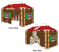 Pop Up Santa's Grotto - Package One