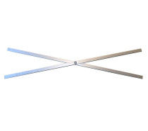 S40 Premium Roof Section Cross Bar (Pair)